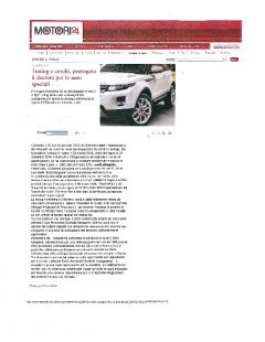 Il Sole24ore.com-Motori24 – 25.03.2014