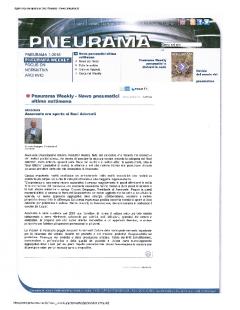 Pneurama Weekly – 03.03.2015