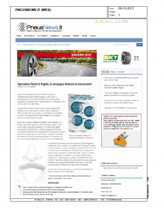 PneusNews – 09.10.2015
