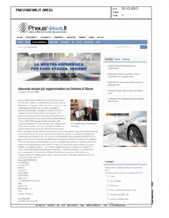 PneusNews – 02.12.15
