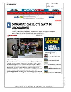 News Auto.it- 28.04.2016