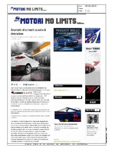 Motori No Limits-28.4.2016